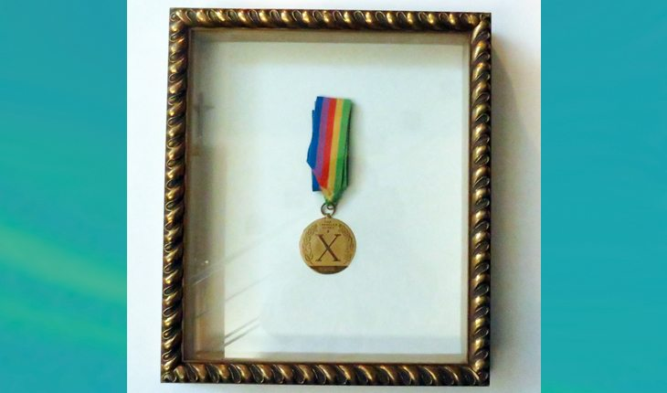 Pan - 1987 - medalha