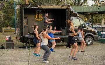 Training Truck - aulas gratuitas