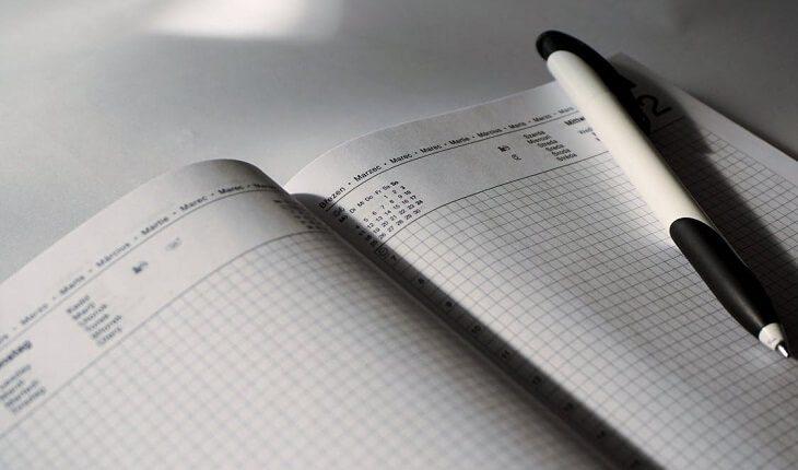 Começar na academia: planejamento, agenda