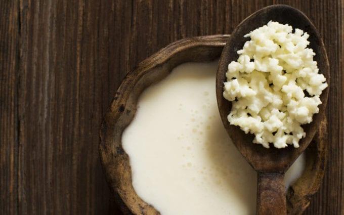 benefícios do kefir