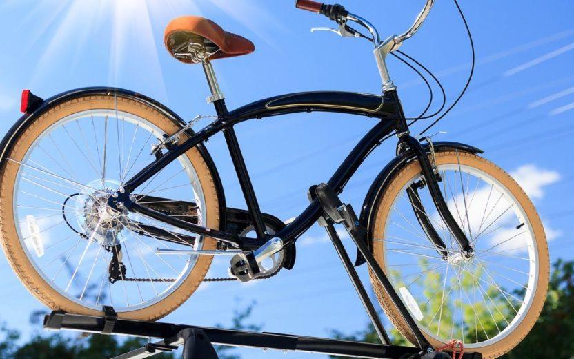 bicicleta no teto
