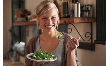 Aprenda o que comer de acordo com a sua faixa etária