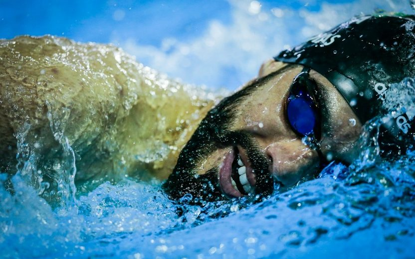 daniel dias mundial de natação paralimpica