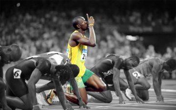 Despedida de Usain Bolt no Mundial de Atletismo 2017, em Londres
