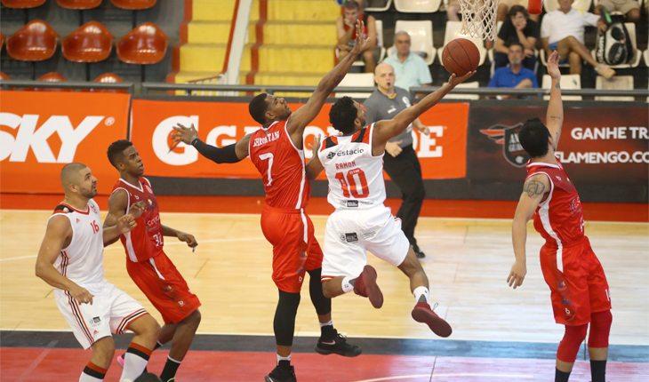 fundamentos do basquete: bandeja
