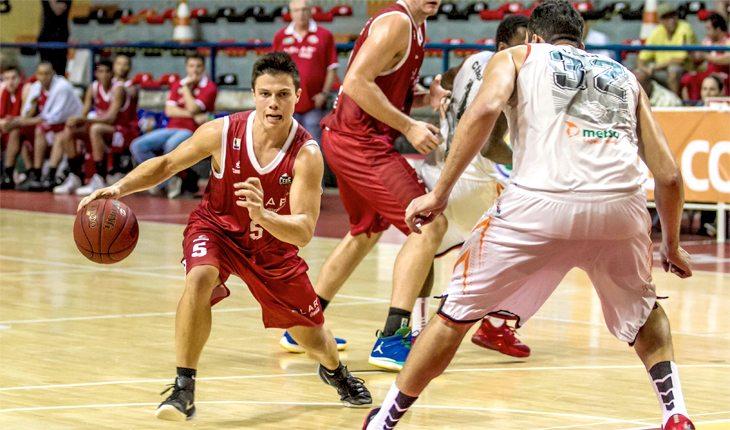 fundamentos do basquete: drible