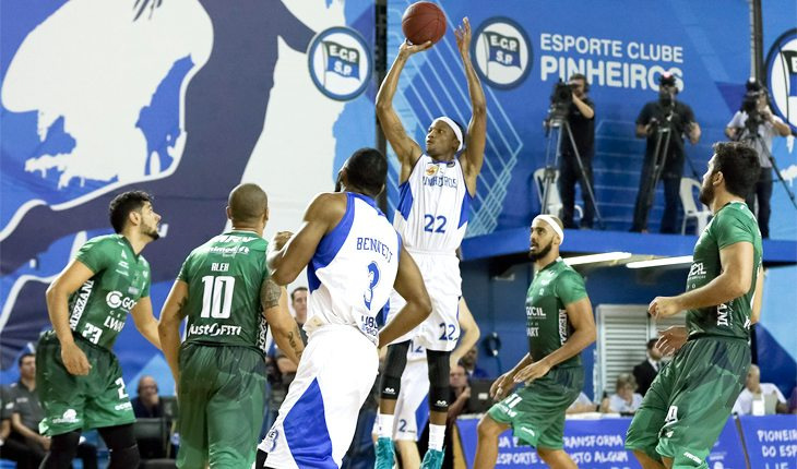 fundamentos do basquete: jump stop
