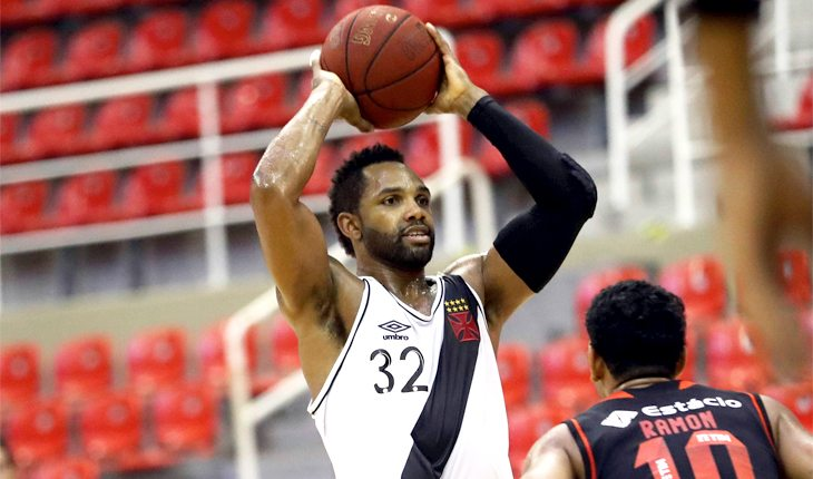 fundamentos do basquete: passe por cima da cabeça
