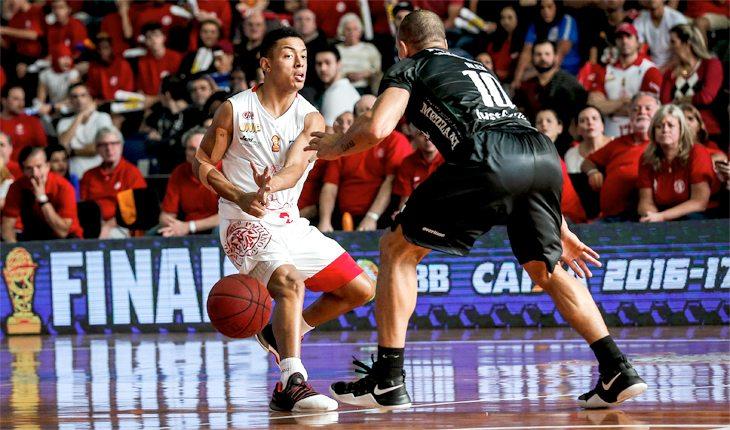 fundamentos do basquete: passe quicado
