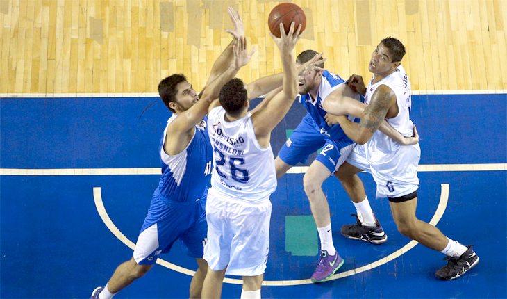 fundamentos do basquete: pick and roll