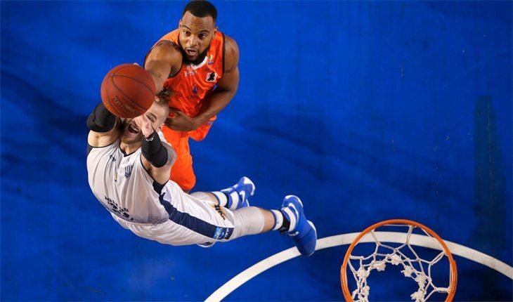 fundamentos do basquete: rebote