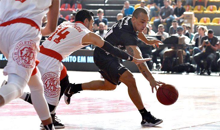 fundamentos do basquete: roubo de bola
