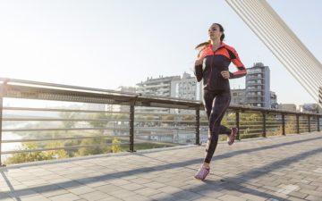 Quais os músculos mais exigidos na corrida? Mulher correndo