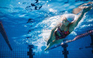 Exercícios para natação