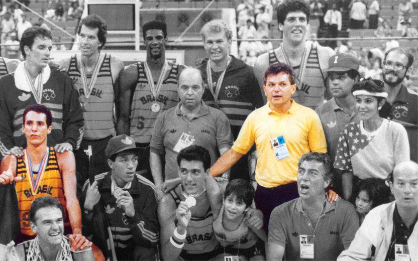 Ouro de 1987 - Cadum em José Medalha em destaque