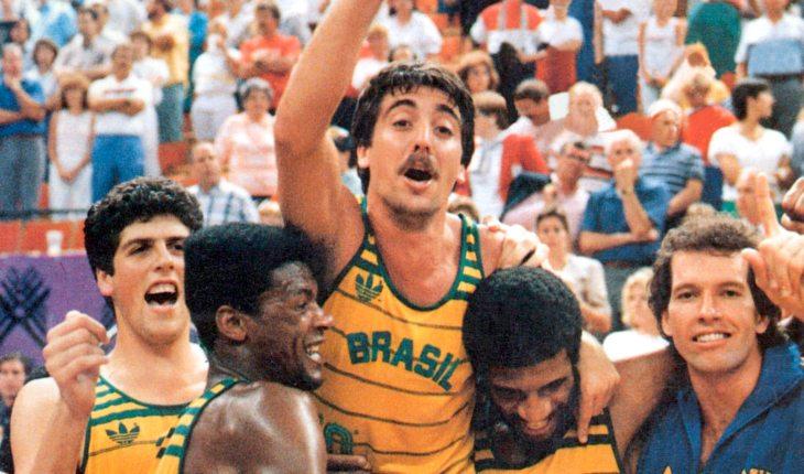 Pan de 1987 - Gérson, Guerrinha e Pipoka