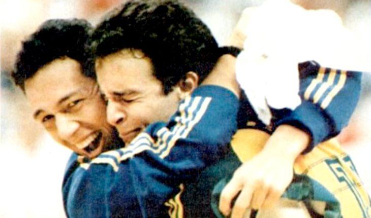 Pan de 1987 - Maury e Marcel