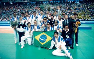 Primeiro ouro do vôlei brasileiro, Barcelona-1992