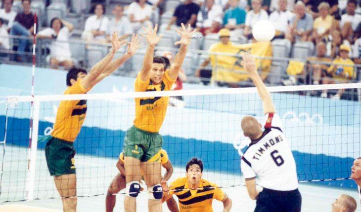 Primeiro ouro do vôlei: semifinal entre Brasil e Estados Unidos
