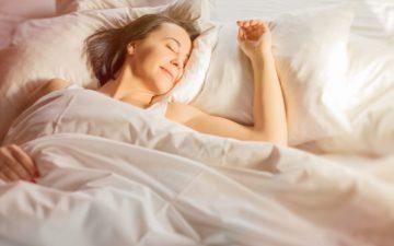 A importância do sono para o treinamento dar resultado