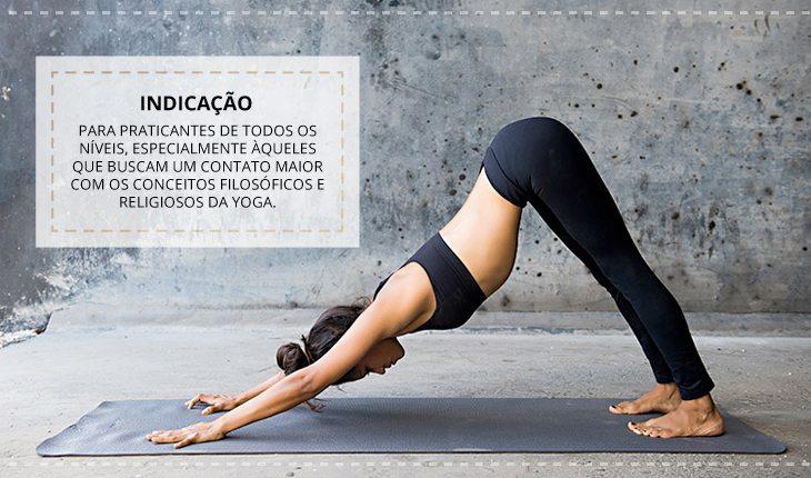 tipo de yoga