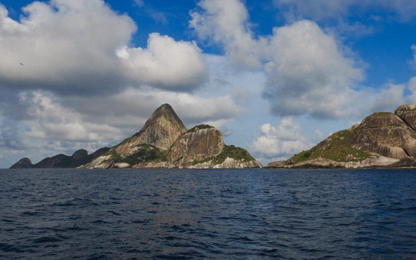 arquipélago alcatrazes