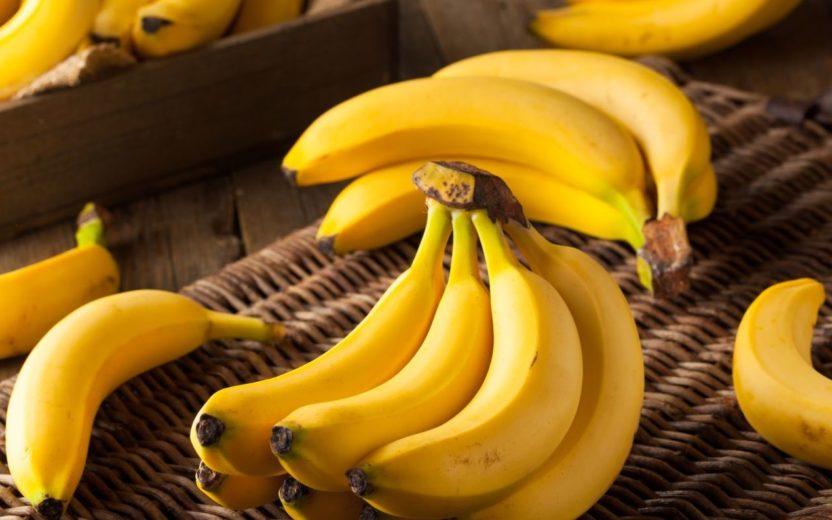 banana - fonte de magnésio