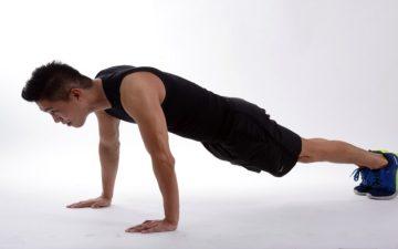 4 exercícios para você manter a forma na virada do ano