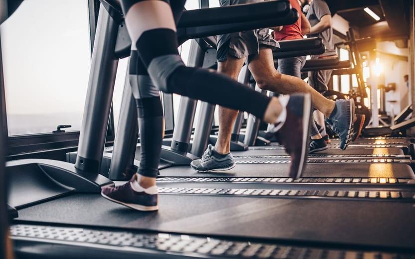 correr depois da musculação