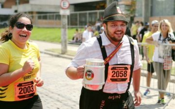 corrida do chope - oktoberfest