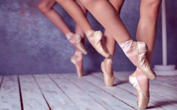 lesões causadas pela dança