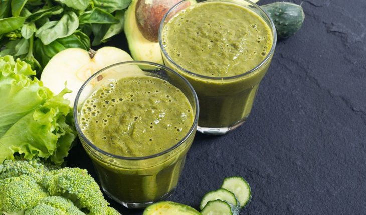 smoothies para emagrecer