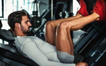 10 motivos para homem treinar perna