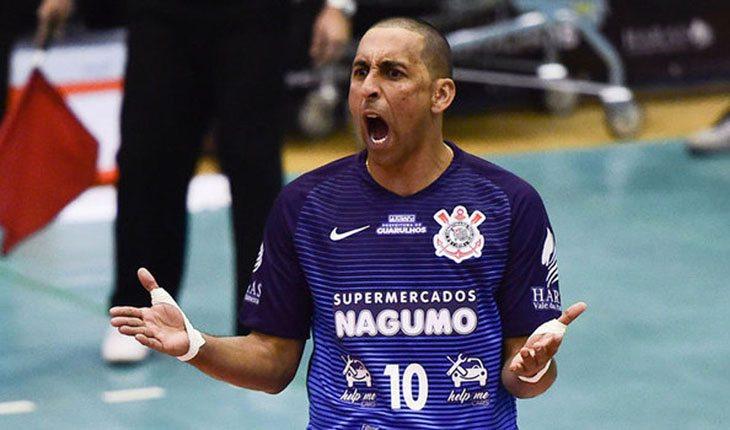 Serginho, vôlei do Corinthians
