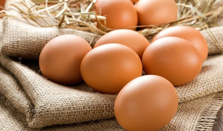 Ovos. alimentos que queimam gordura da barriga