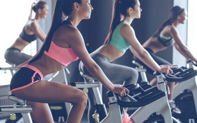 benefícios do spinning