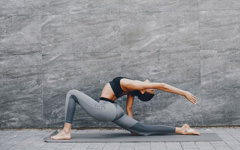 Conheça os benefícios do yoga para outros esportes