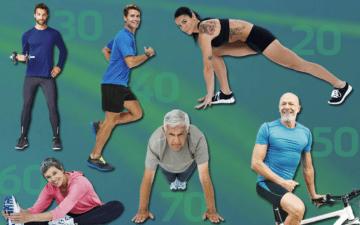 Exercícios para ficar em forma
