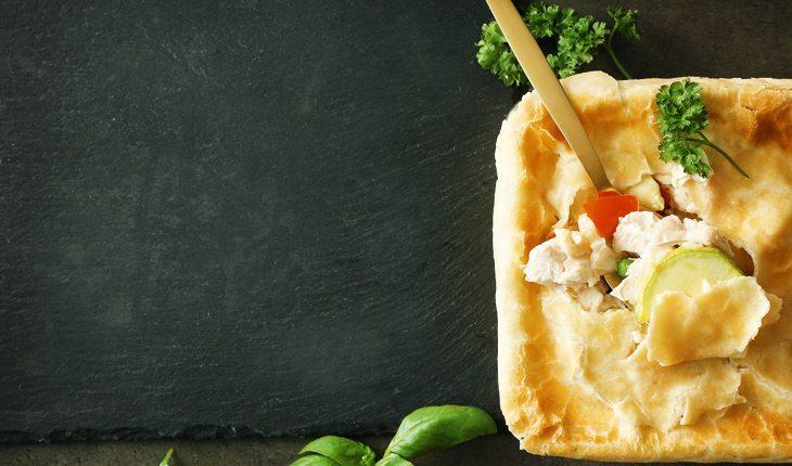 receitas saudáveis - torta verde