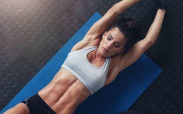 5 exercícios perfeitos para deixar o abdômen trincado