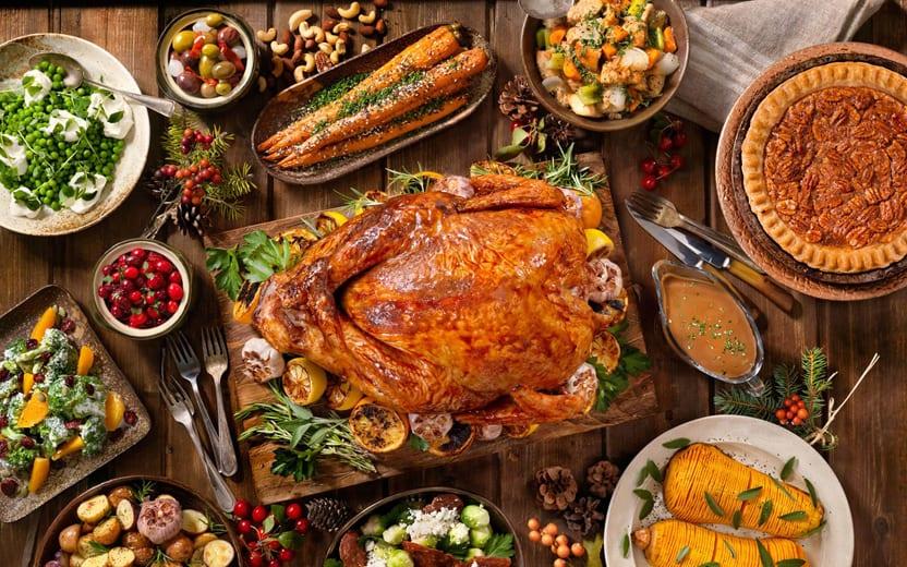 Ceia de Natal fit: aprenda receitas saudáveis para a data