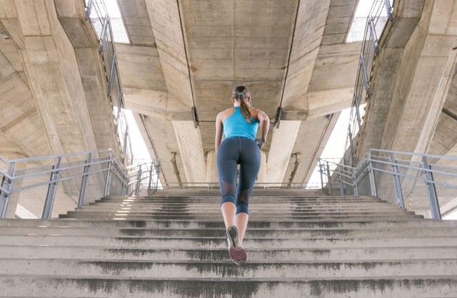 5 motivos para incluir a escada nos treinos
