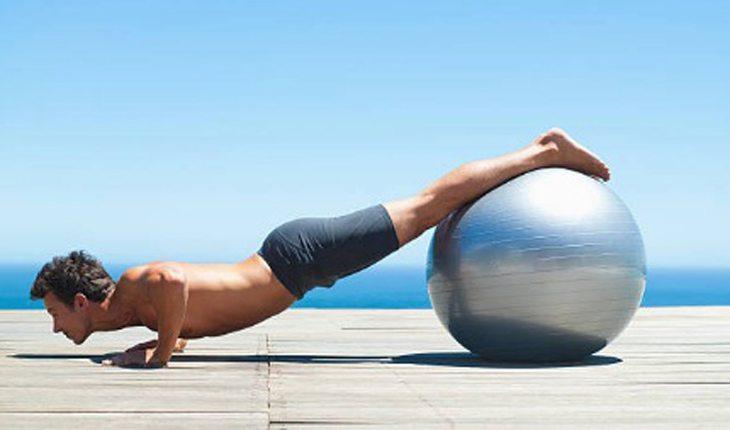 pilates fitness
