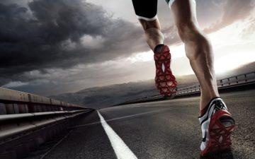 homem correndo Vida saudável