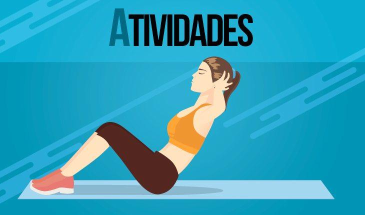 exercício físico para cada idade