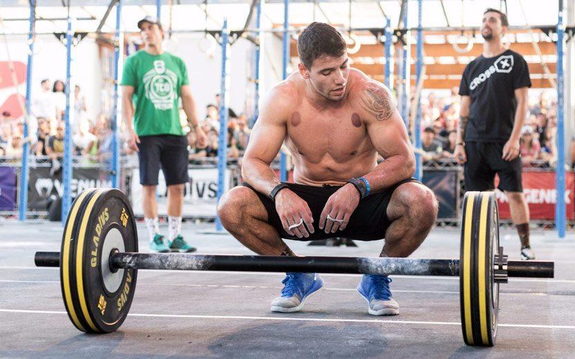 Competição de CrossFit