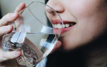 sede depois de comer