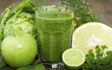 5 fatos sobre o suco verde