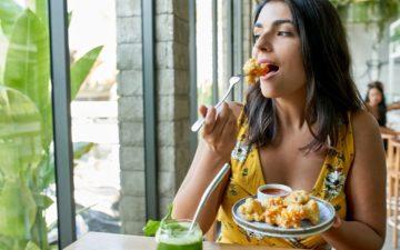 Mindful eating para acabar com aquela gordurinha