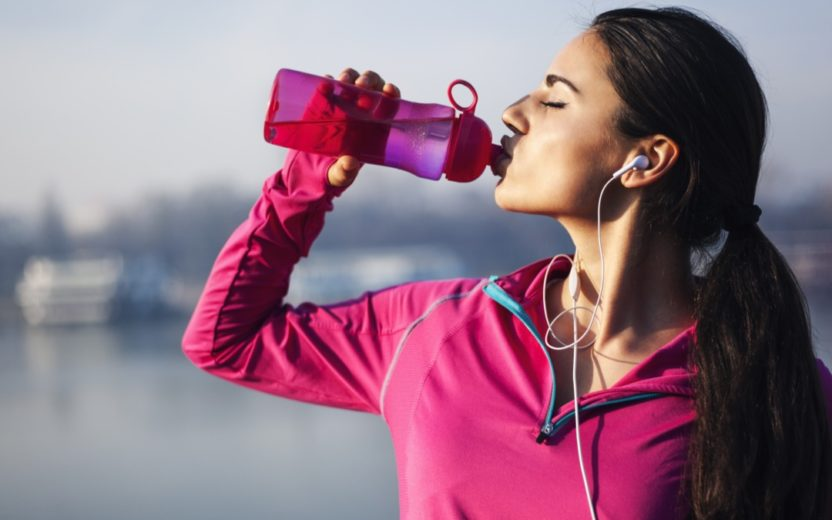 Pedras nos rins: Uma boa hidratação para evitá-las